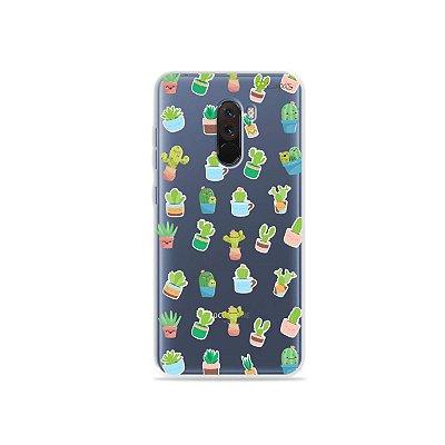 Capa para Xiaomi Pocophone F1 - Cactus