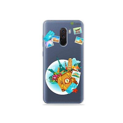 Capa para Xiaomi Pocophone F1 - Memórias