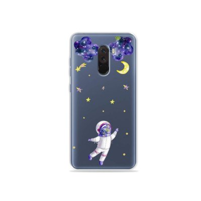 Capa para Xiaomi Pocophone F1 - Astronauta Sonhador