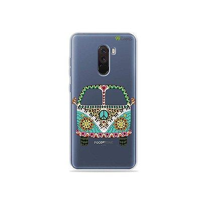 Capa para Xiaomi Pocophone F1 - Kombi