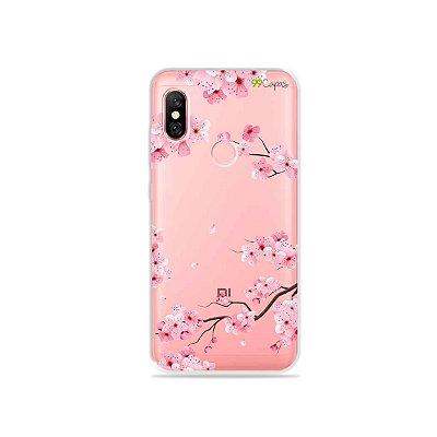 Capa para Xiaomi Redmi Note 6 Pro - Cerejeiras