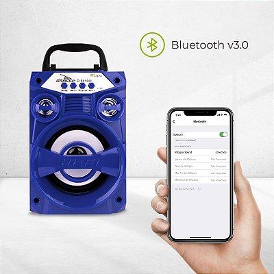Caixinha de Som Bluetooth Blueberry - 99Capas