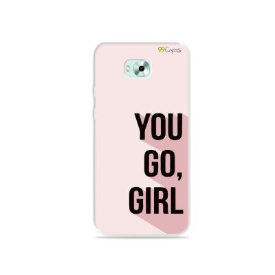 Capa para Zenfone 4 Selfie - You Go, Girl