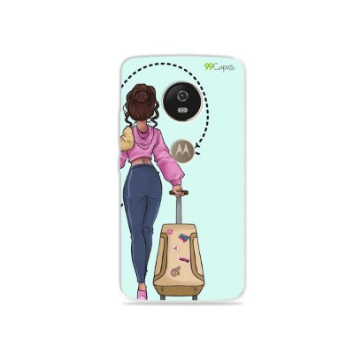 Capa para Moto G5 - Best Friends 2