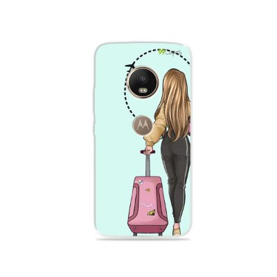Capa para Moto G5 Plus - Best Friends 1