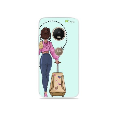 Capa para Moto G5 Plus - Best Friends 2