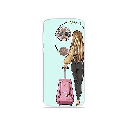 Capa para Moto G6 - Best Friends 1