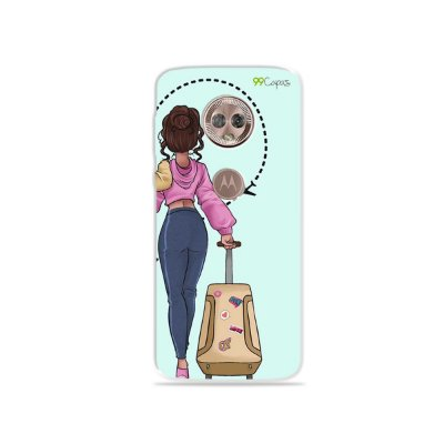 Capa para Moto G6 - Best Friends 2