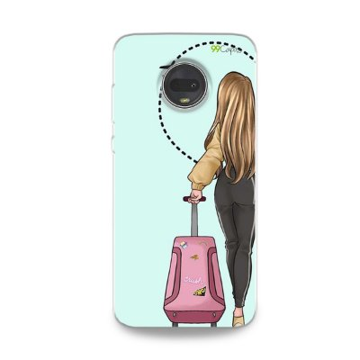 Capa para Moto G7 - Best Friends 1