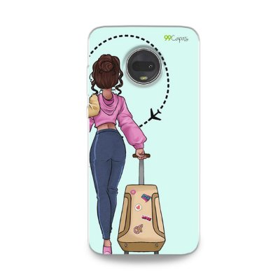 Capa para Moto G7 - Best Friends 2