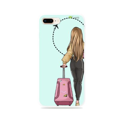 Capa para iPhone 8 Plus - Best Friends 1