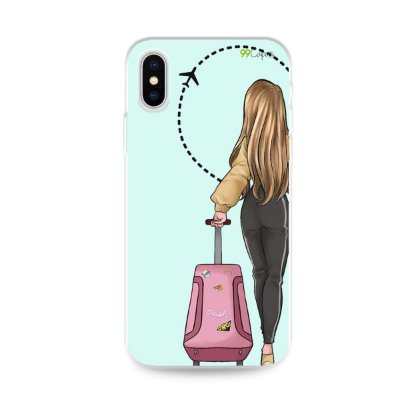 Capa para iPhone X/XS - Best Friends 1