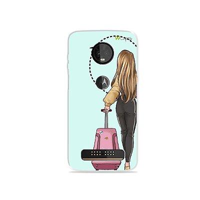 Capa para Moto Z3 Play - Best Friends 1