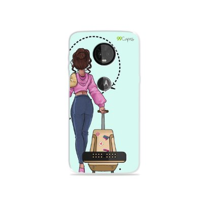 Capa para Moto Z3 Play - Best Friends 2