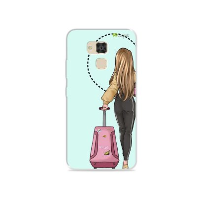 Capa para Asus Zenfone 3 Max - 5.2 Polegadas - Best Friends 1