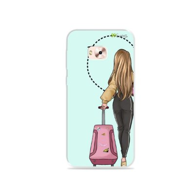 Capa para Zenfone 4 Selfie Pro - Best Friends 1