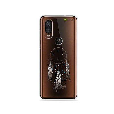 Capa para Moto One Vision - Filtro dos Sonhos