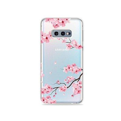 Capa para Galaxy S10e - Cerejeiras