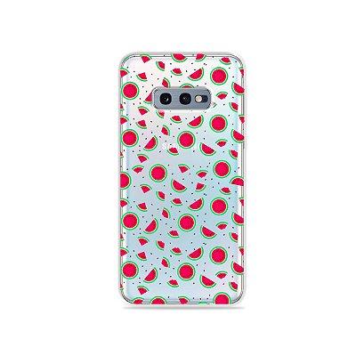Capa para Galaxy S10e - Mini Melancias