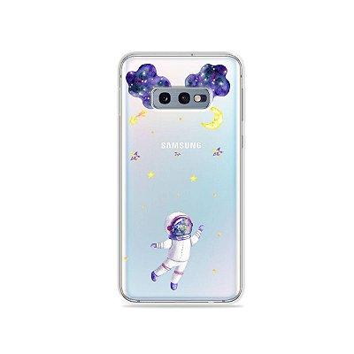 Capa para Galaxy S10e - Astronauta Sonhador