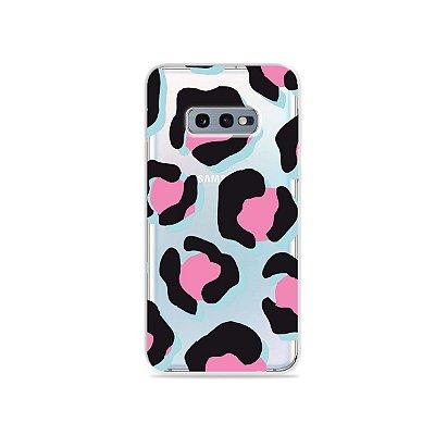 Capa para Galaxy S10e - Black & Pink