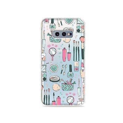 Capa para Galaxy S10e - Make Up
