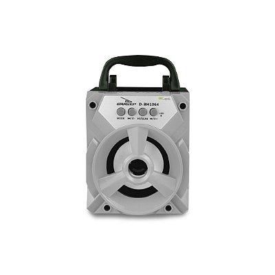 Caixinha de Som Bluetooth Metalizada - 99Capas