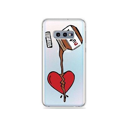 Capa para Galaxy S10e - Nutella