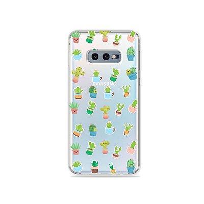 Capa para Galaxy S10e - Cactus