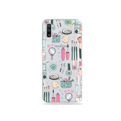 Capa para Galaxy A70 - Make Up