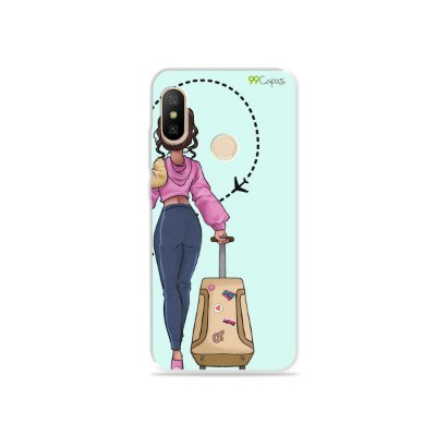 Capa para Xiaomi Mi A2 Lite - Best Friends 2
