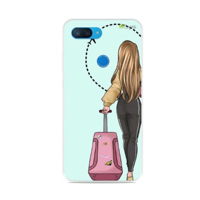 Capa para Xiaomi Mi 8 Lite - Best Friends 1
