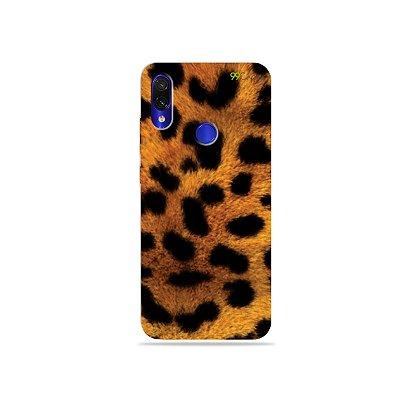 Capa para Xiaomi Redmi Note 7 - Onça