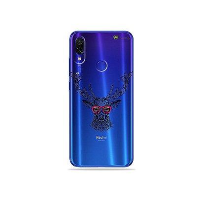 Capa para Xiaomi Redmi Note 7 - Alce Hipster