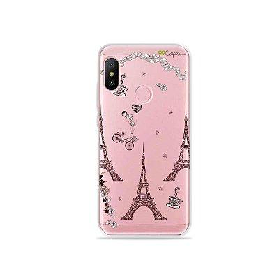 Capa para Xiaomi Redmi Note 6 - Paris