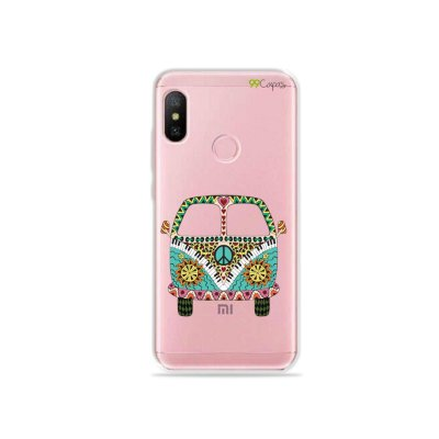 Capa para Xiaomi Redmi Note 6 - Kombi