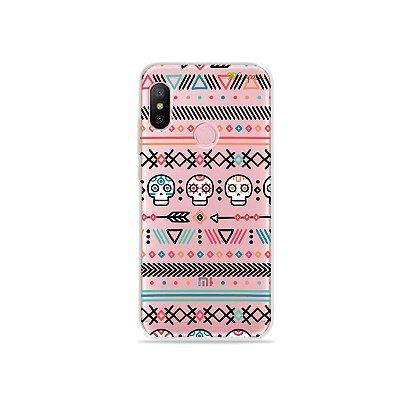 Capa para Xiaomi Redmi Note 6 - Tribal