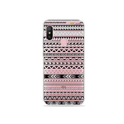 Capa para Xiaomi Redmi Note 6 - Maori Branca