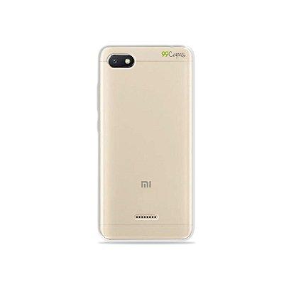 Capa Transparente Anti-Shock para Xiaomi Redmi 6A