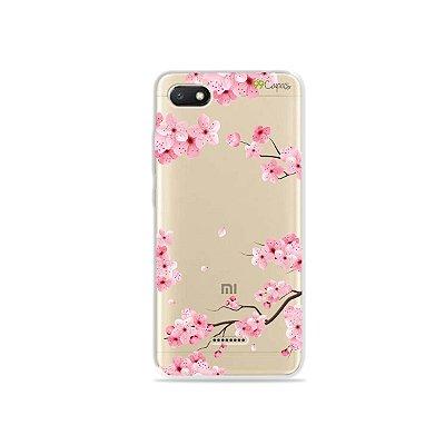 Capa para Xiaomi Redmi 6A - Cerejeiras
