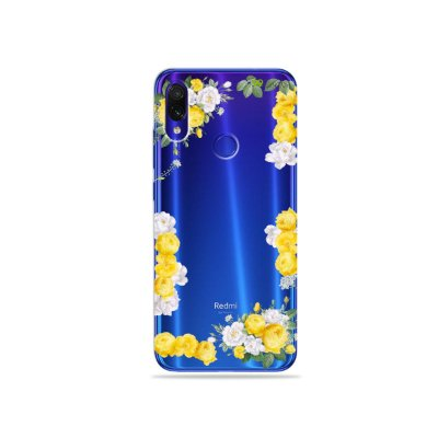 Capa para Xiaomi Redmi Note 7 - Yellow Roses