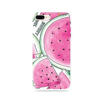 Capa para iPhone 8 Plus - Watermelon