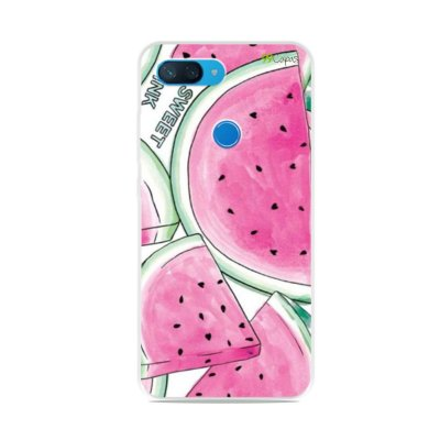 Capa para Xiaomi Mi 8 Lite - Watermelon