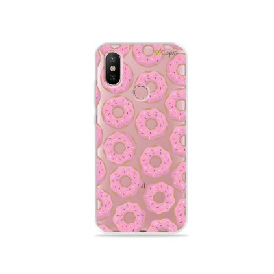 Capa para Xiaomi Mi A2 - Donuts