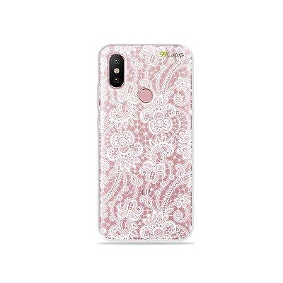 Capa para Xiaomi Mi A2 - Rendada