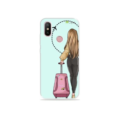 Capa para Xiaomi Mi A2 - Best Friends 1