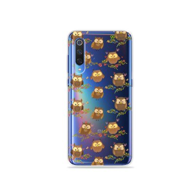 Capa para Xiaomi Mi 9 - Corujinhas