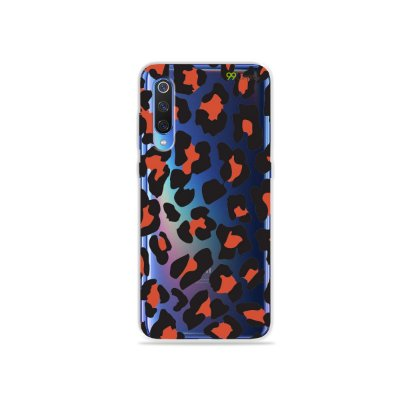 Capa para Xiaomi Mi 9 - Animal Print Red