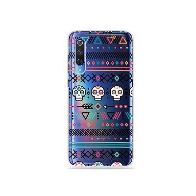 Capa para Xiaomi Mi 9 - Tribal