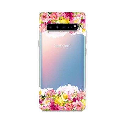 Capa para Galaxy S10 - Botânica